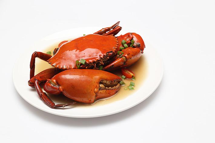Miso Crab