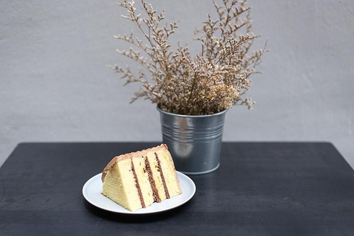 Nutella Cake - 20F