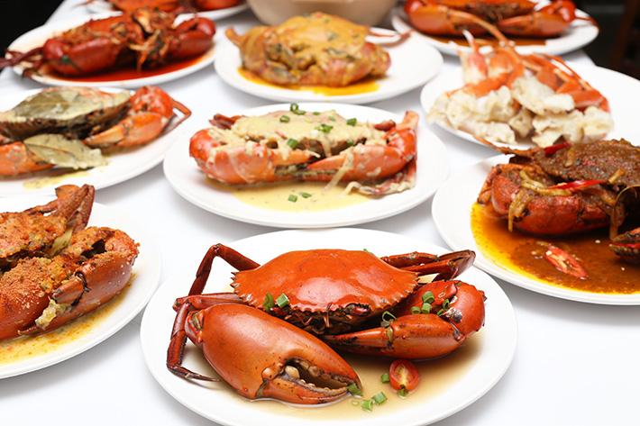 Penang St Crab Buffet