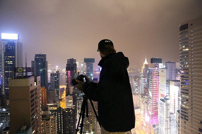 Rooftops Hong Kong