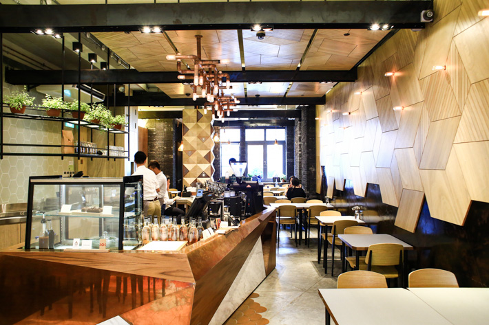 The Populus Coffee Co