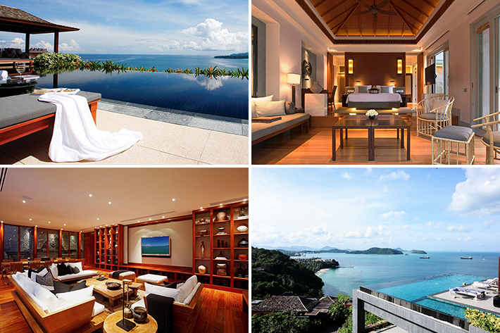 phuket villas luxurious