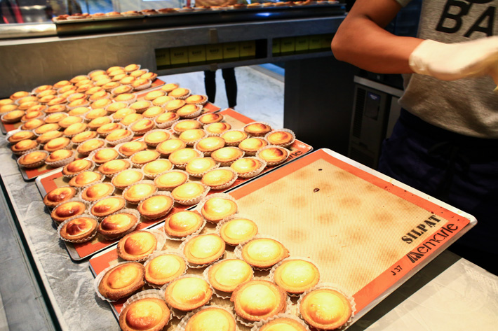 Bake Cheese Tart Singapore