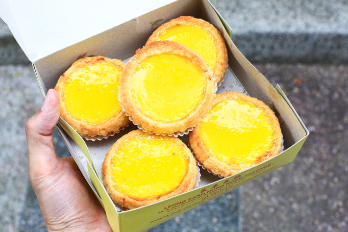 Best egg tarts