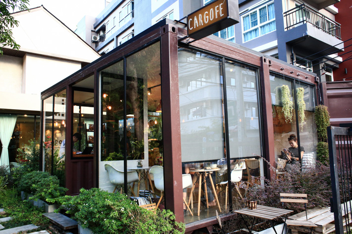 Cargofe Cafe