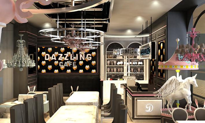 Dazzling New