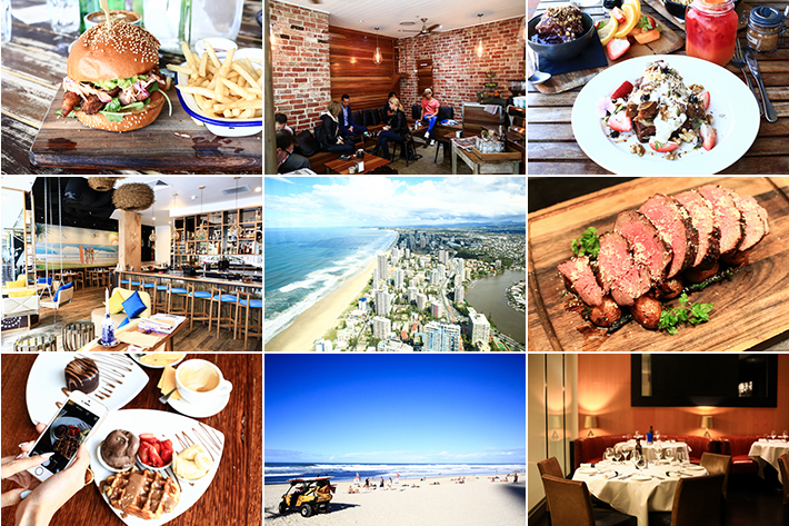Gold Coast Food Guide