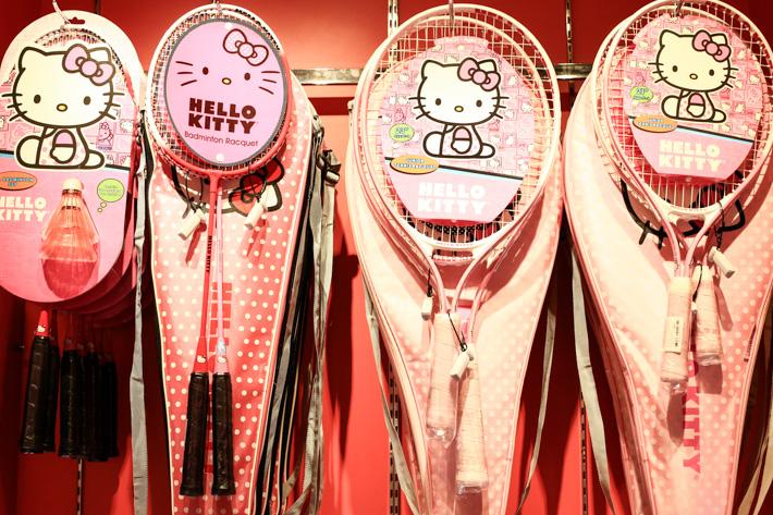 Hello Kitty Merchandise