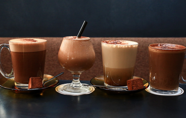 Chocolate Drinks