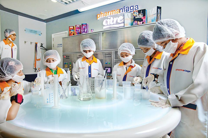 Kidzania Lab