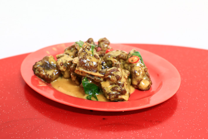 Nan Hwa Chong Salted Egg Pork Ribs