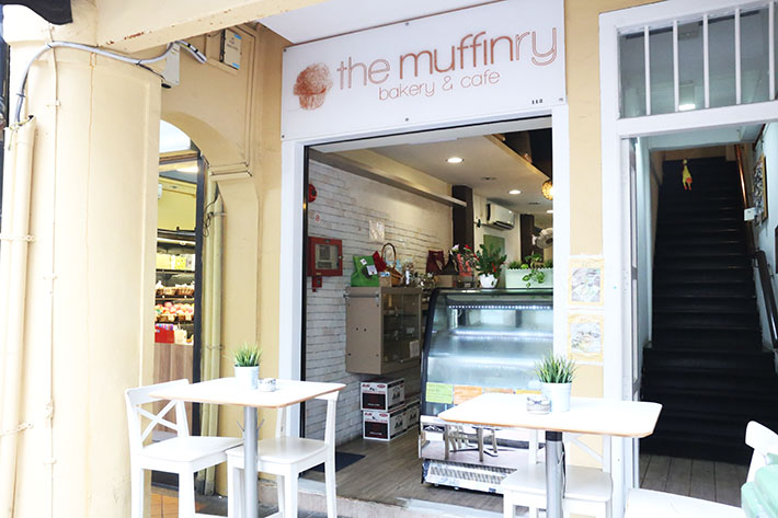 The Muffinry
