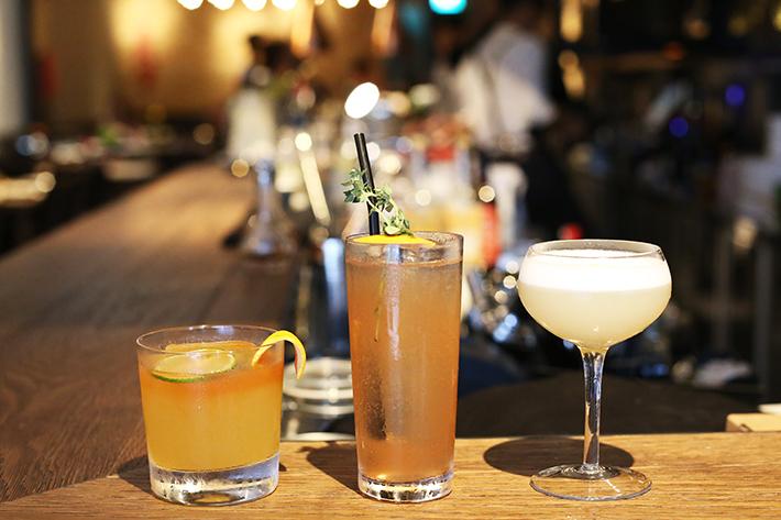 Wagon Cocktails