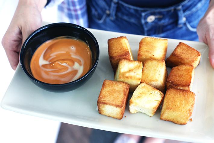 cha thai toast