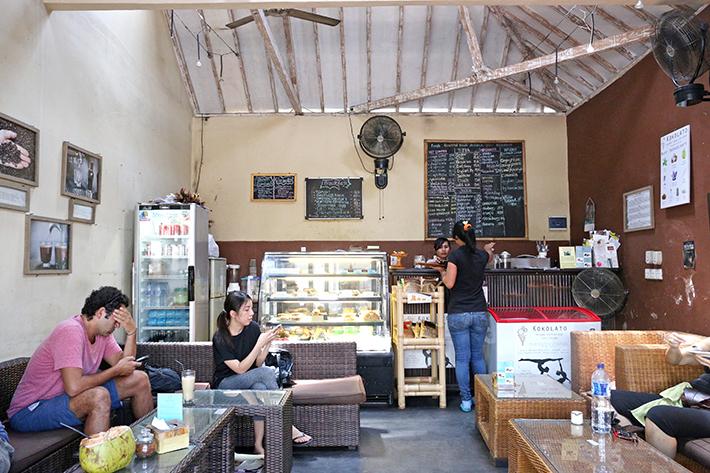 freak coffee ubud bali