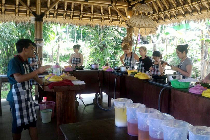 BALINESE FARM COOKING SCHOOL