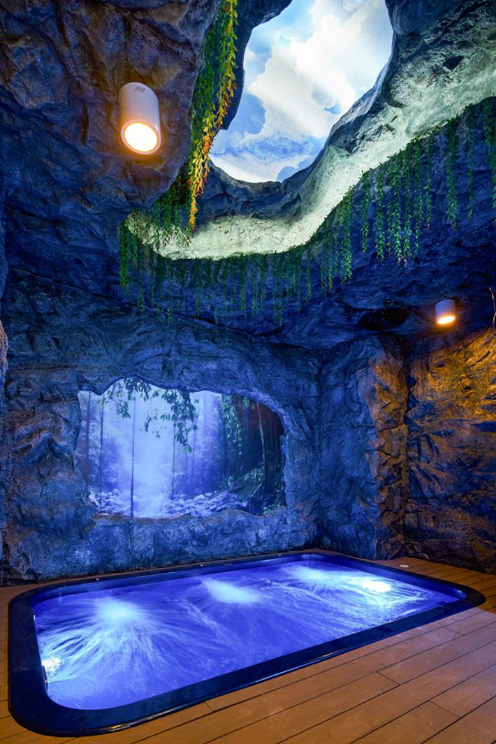Calla Spa Mineral Pool