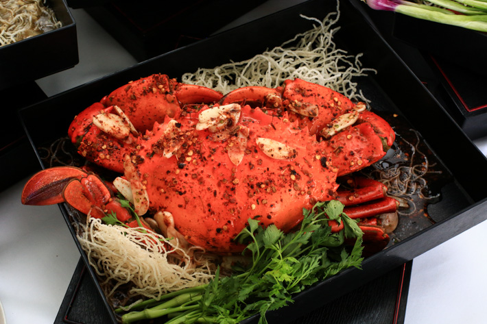 Spanish Crab