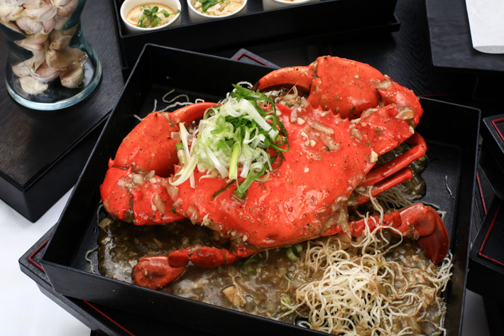 White Pepper Crab