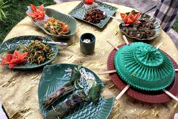 jambagan bali cooking