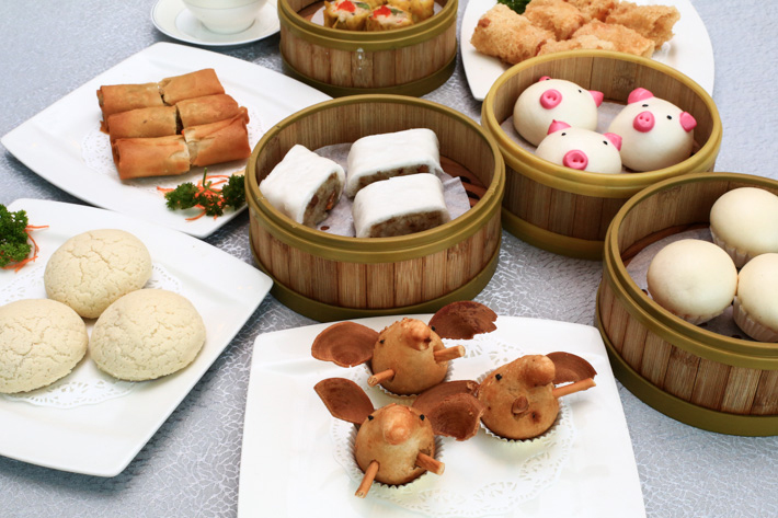 teochew paradise dimsums