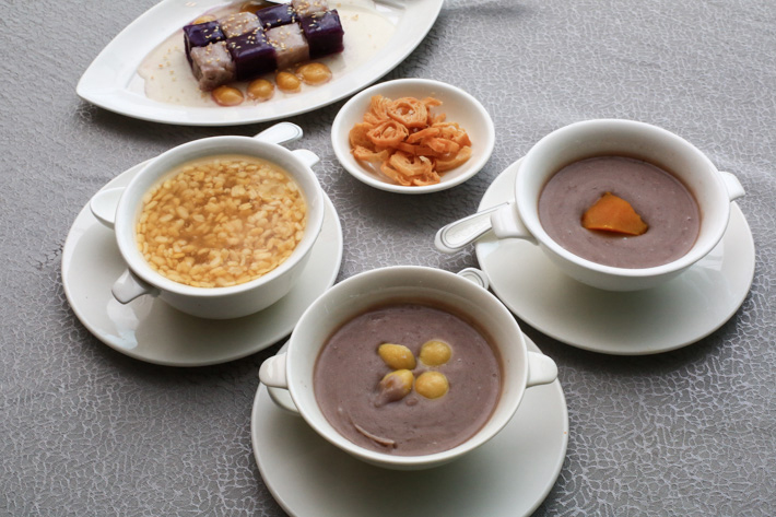 teochew traditional desserts