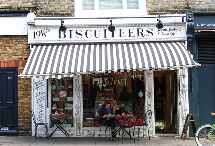 Biscuiteers Boutique London