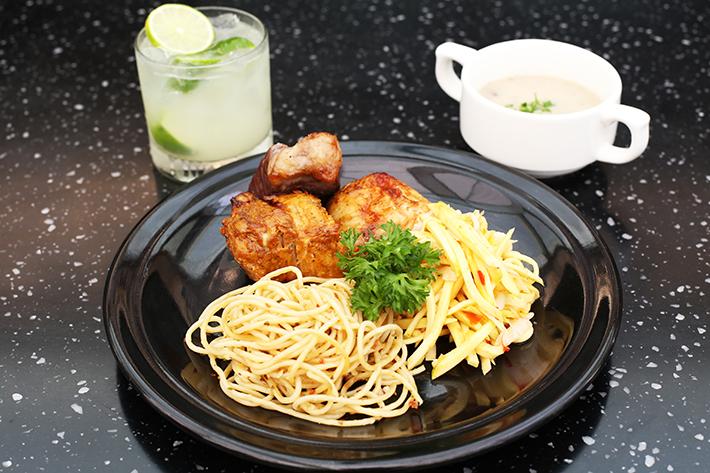 Carnivore Lunch