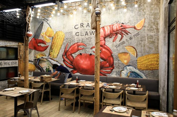 Crab & Claw Bangkok