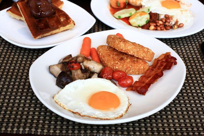 Edge Breakfast Buffet