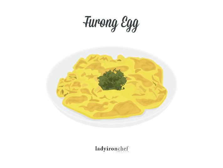 Fu Rong Egg