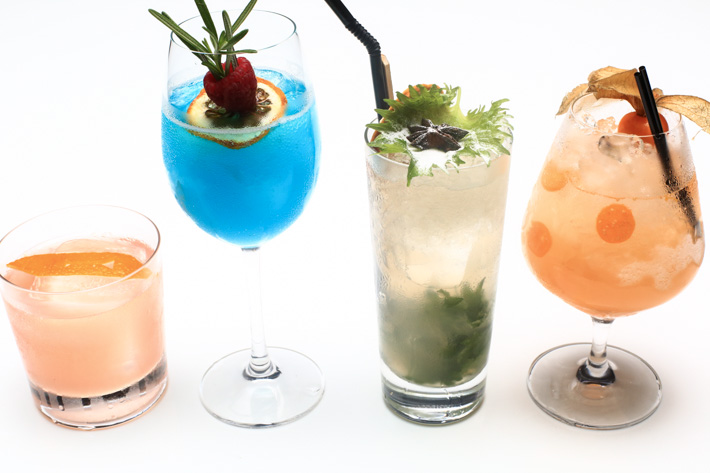 Mitzo Cocktails