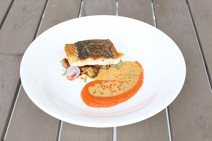 Portico Local Fish