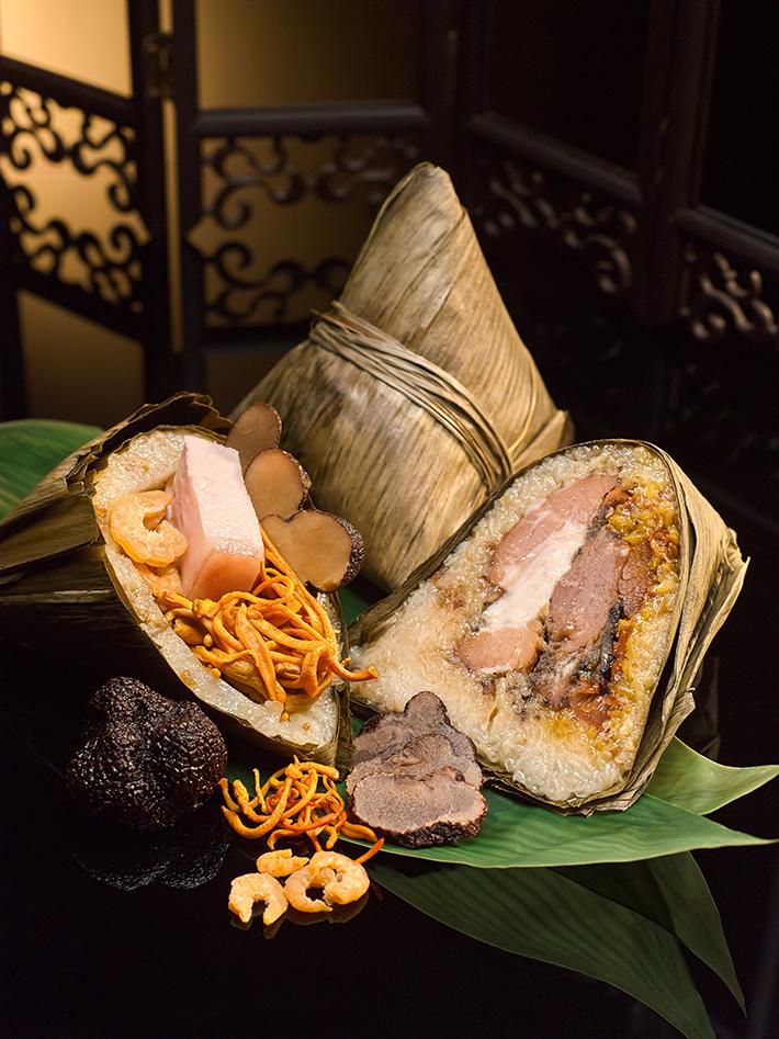 Wan Hao Chinese Restaurant - Black Truffle with Cordyceps Flower & Pork Belly