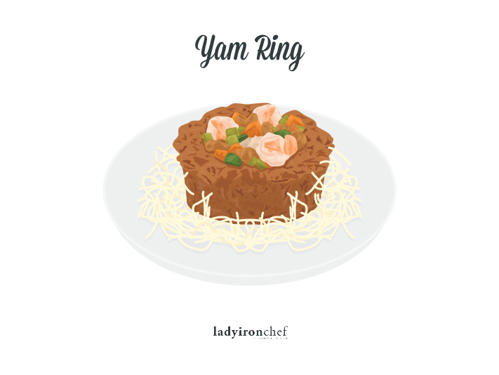 Yam Ring