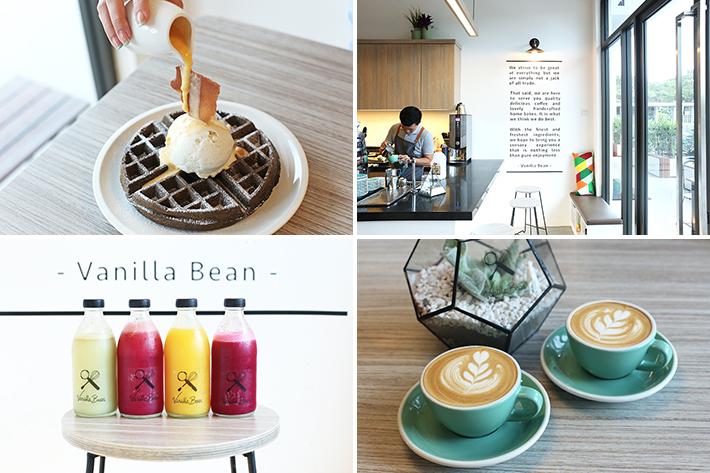 vanilla bean cafe johor bahru