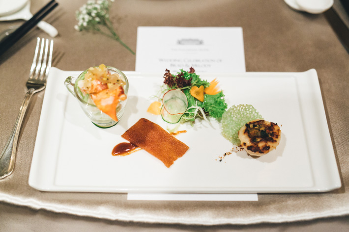 Fullerton Wedding Lunch