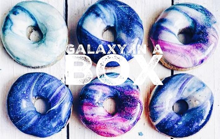 Galaxy Donuts 2