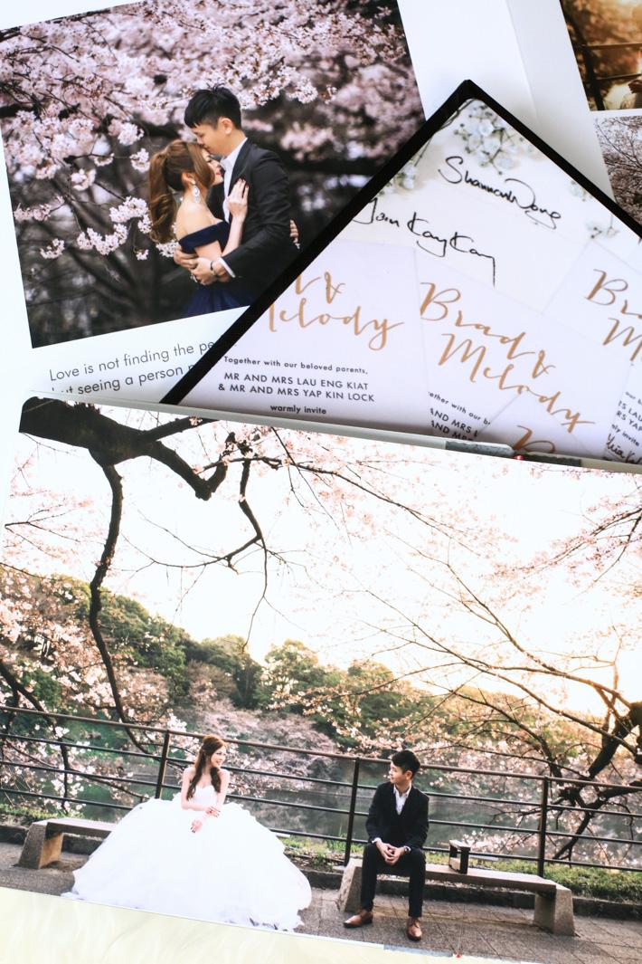 My Photo Talk Wedding Album