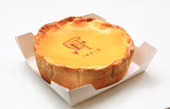 Pablo Original Cheese Tart