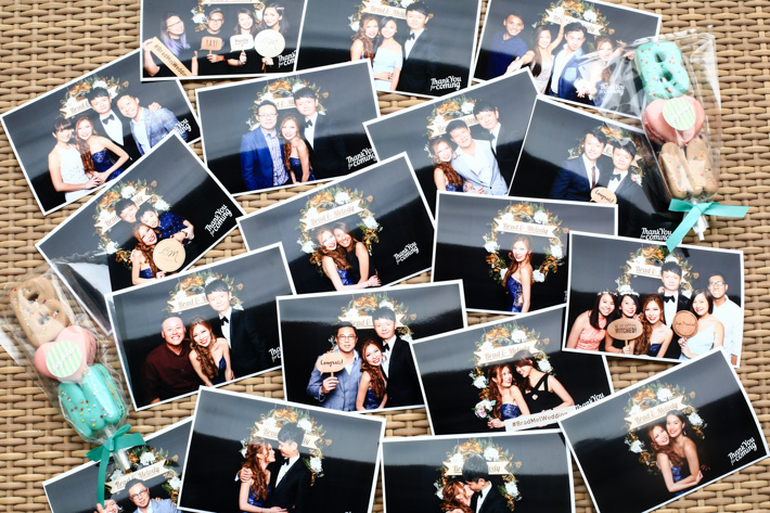 Thank you for coming Wedding Photobooth