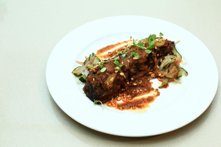 beef short rib satay
