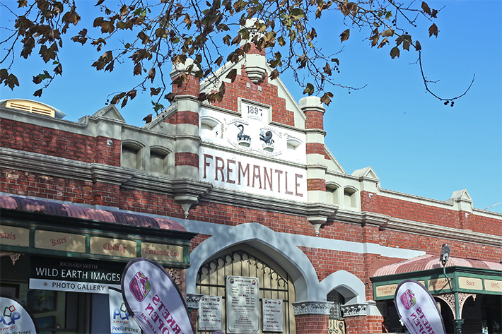 fremantle market perth