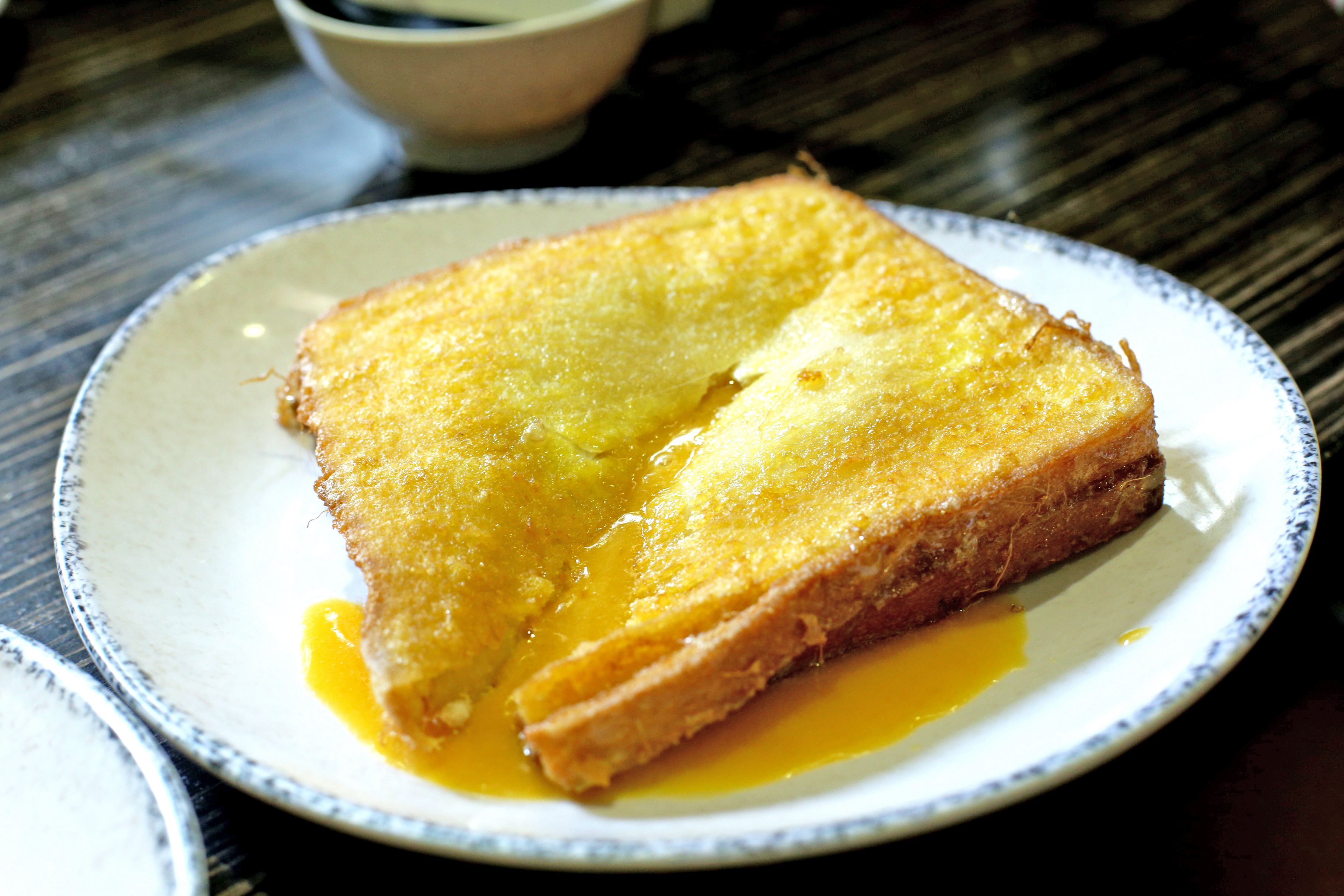 liu sha french toast