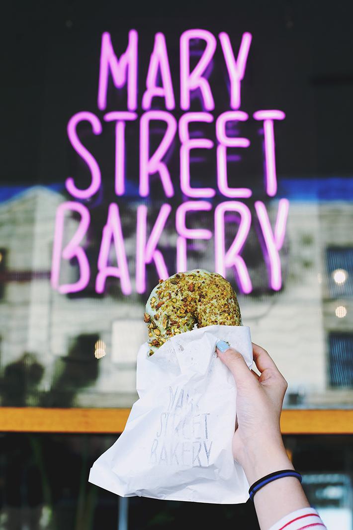 mary street bakery perth