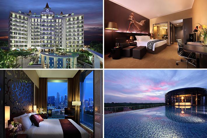 park hotel group singapore