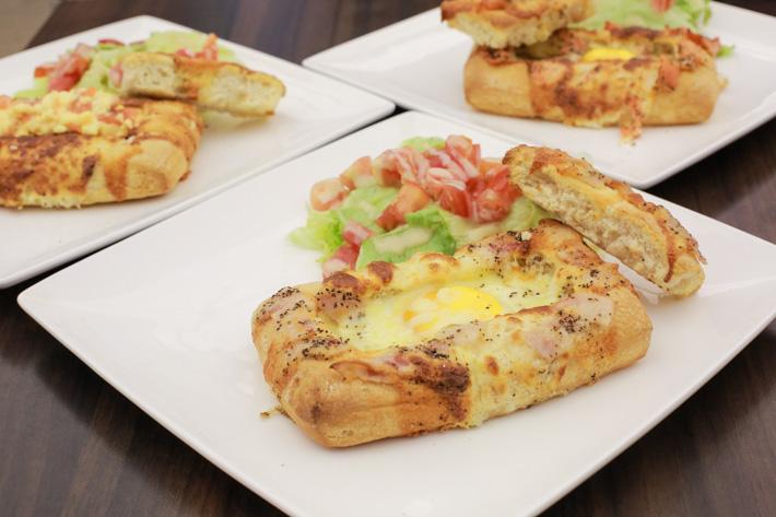 Delifrance Ciabatta Breakfast