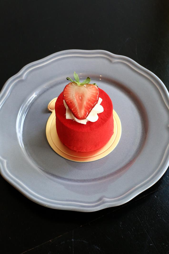 Non Entree Strawberry Shortcake