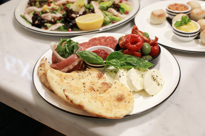 PizzaExpress Burrata