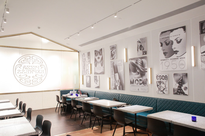 PizzaExpress Interior